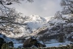 © Stuart Jackson  <em>Langdale in January</em>