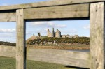 © Alan Ward  <em>Dunstanburgh Castle</em>