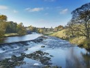 © Harry Pinkerton  <em>Weir at Grassington</em>