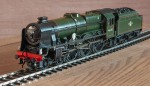 © John Cooper-Smith  <em>British Legion O gauge painted 2016 - driver's side</em>
