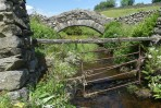 © Margaret Spencer  <em>Packhorse Bridge, Rathmell</em>