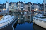 © Peter Robinson  <em>Early Morning in Honfleur</em>