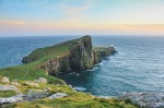 © Peter Robinson  <em>Evening at Neist Point Lighthouse</em>