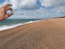 © Rod Smith  <em>On Chesil Beach</em>