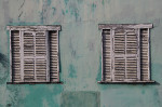 © Peter Robinson  <em>Two Windows</em>