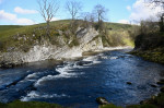 © Chris Chandler  <em>Loup Scar, Burnsall</em>