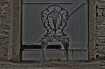 © Peter Robinson  <em>Old Seat (In-camera HDR )</em>
