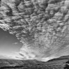 © Gill Pinkerton  <em>Sky above Whernside</em>