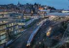 © Nigel Howard<em>Waverley Station Edinburgh</em>